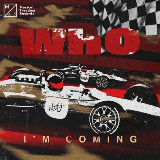 Coverafbeelding Wh0 - I'm Coming