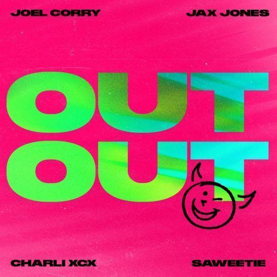 Coverafbeelding Out Out - Joel Corry X Jax Jones Feat. Charli Xcx & Saweetie