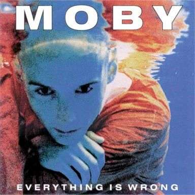 Coverafbeelding Feeling So Real - Moby