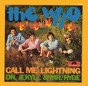 Coverafbeelding Call Me Lightning - The Who