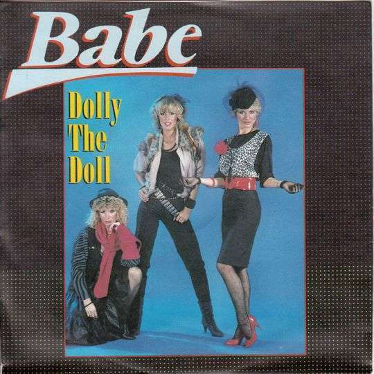 Coverafbeelding Dolly The Doll - Babe