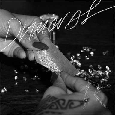Coverafbeelding Diamonds - Rihanna