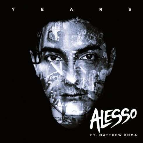 Coverafbeelding Years - Alesso Ft. Matthew Koma
