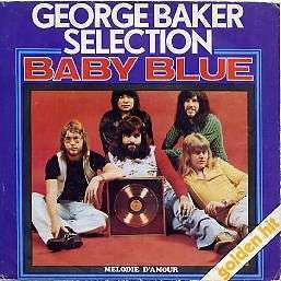 Coverafbeelding Baby Blue - George Baker Selection
