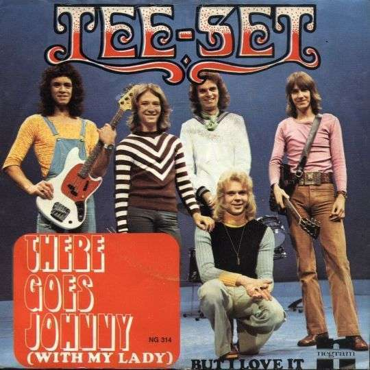 Coverafbeelding There Goes Johnny (With My Lady) - Tee-Set