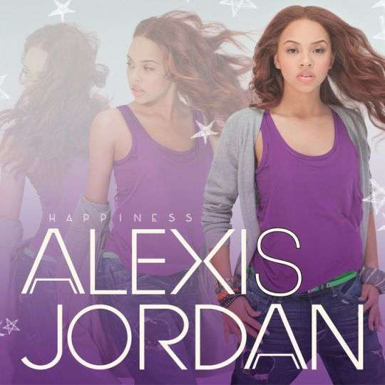 Coverafbeelding Happiness - Alexis Jordan