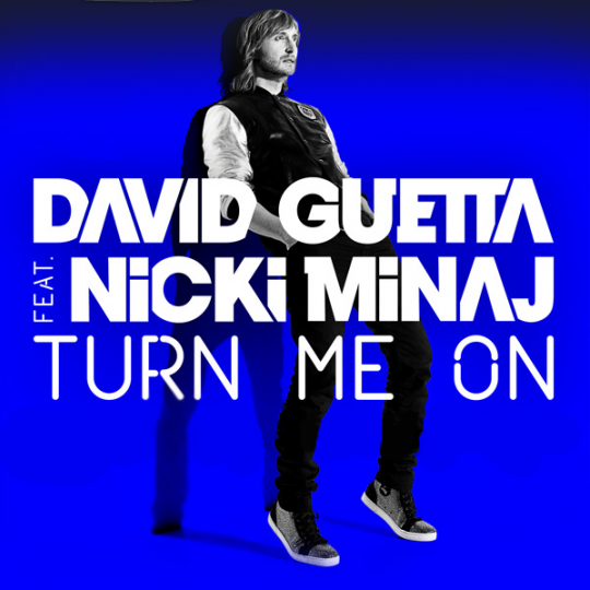 Coverafbeelding Turn Me On - David Guetta Feat. Nicki Minaj
