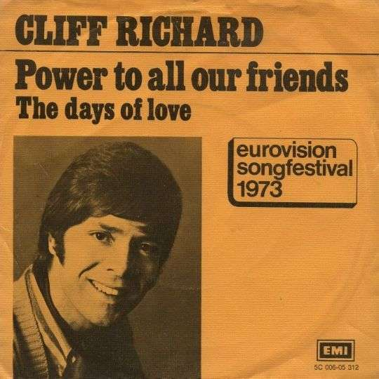 Coverafbeelding Power To All Our Friends - Cliff Richard