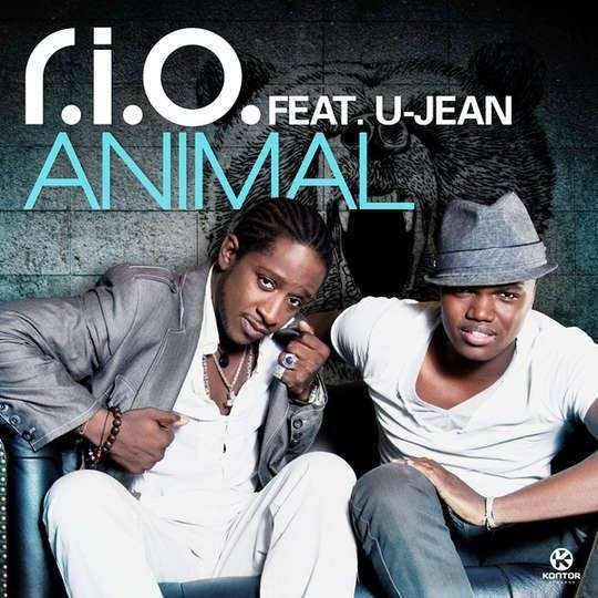 Coverafbeelding Animal - R.i.o. Feat. U-Jean