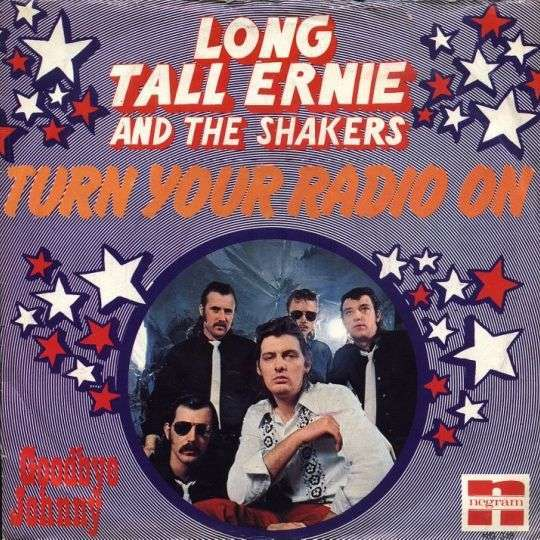 Coverafbeelding Turn Your Radio On - Long Tall Ernie And The Shakers