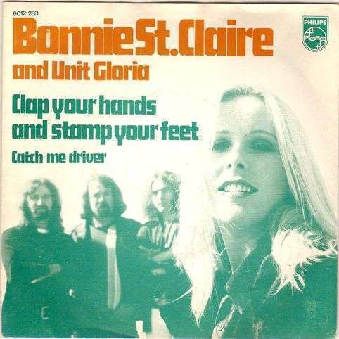 Coverafbeelding Clap Your Hands And Stamp Your Feet - Bonnie St. Claire & Unit Gloria