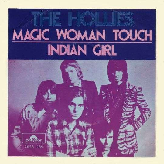 Coverafbeelding Magic Woman Touch - The Hollies