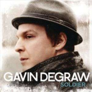 Coverafbeelding Soldier - Gavin Degraw
