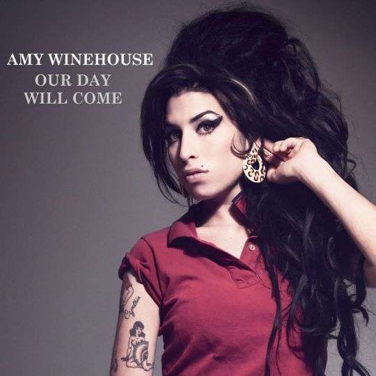 Coverafbeelding Our Day Will Come - Amy Winehouse