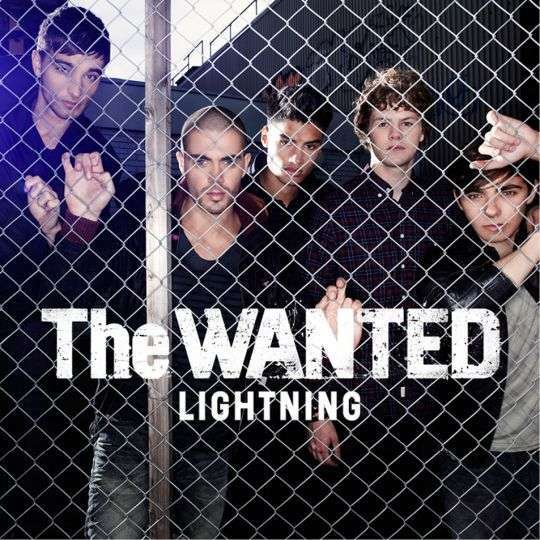 Coverafbeelding Lightning - The Wanted