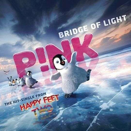 Coverafbeelding Bridge Of Light - P!nk