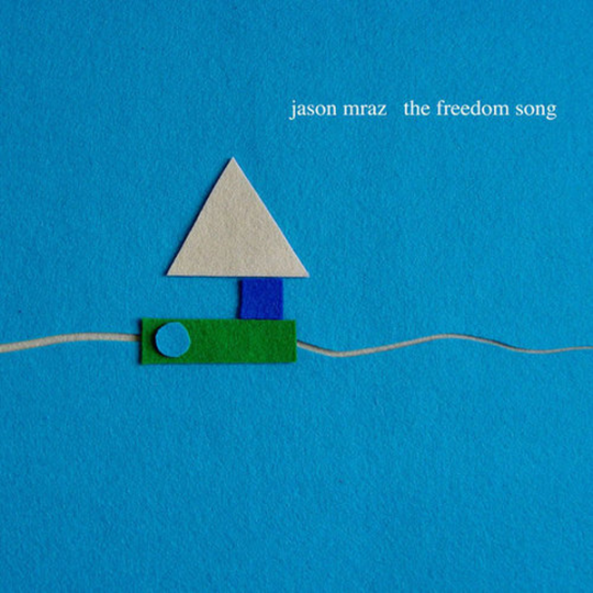 Coverafbeelding The Freedom Song - Jason Mraz