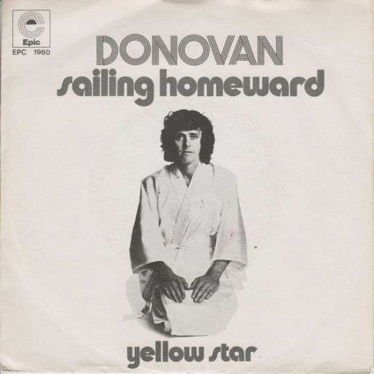 Coverafbeelding Sailing Homeward - Donovan