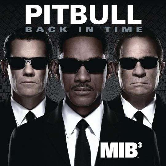 Coverafbeelding Back In Time - Pitbull