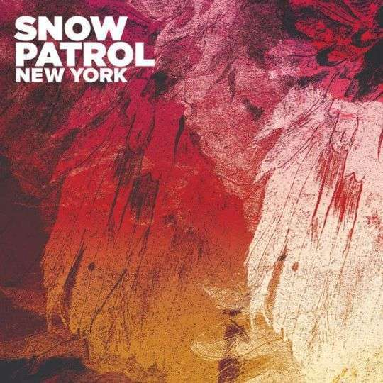 Coverafbeelding New York - Snow Patrol