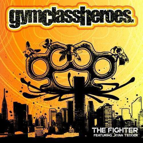 Coverafbeelding The Fighter - Gymclassheroes Featuring Ryan Tedder
