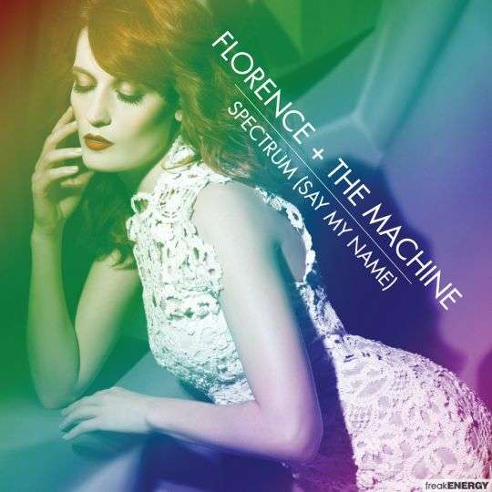 Coverafbeelding Spectrum (Say My Name) - Florence + The Machine