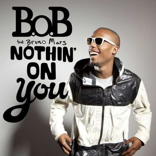 Coverafbeelding Nothin' On You - B.o.b Feat. Bruno Mars