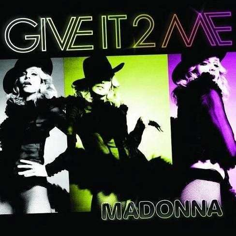 Coverafbeelding Give It 2 Me - Madonna