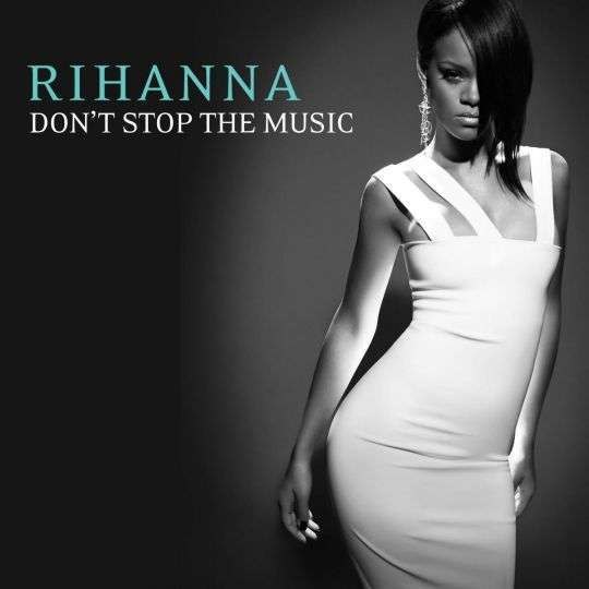 Coverafbeelding Don't Stop The Music - Rihanna