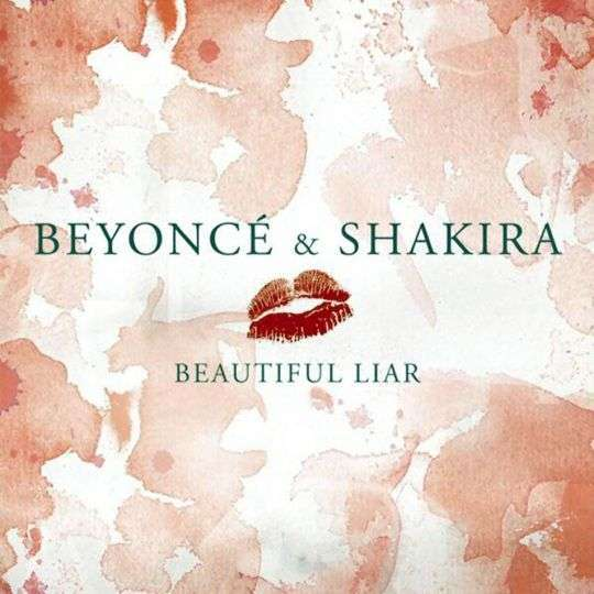 Coverafbeelding Beyoncé & Shakira - Beautiful Liar
