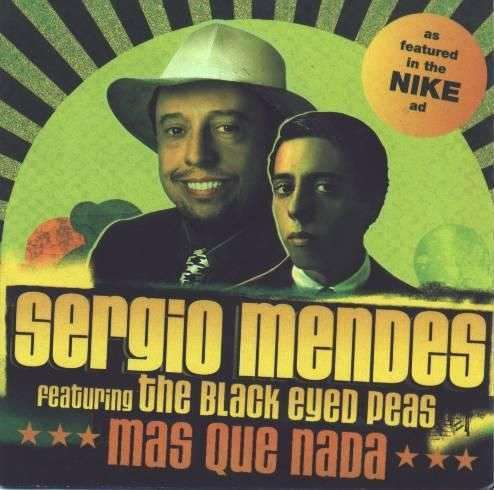 Coverafbeelding Mas Que Nada - Sergio Mendes Featuring The Black Eyed Peas