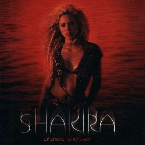 Coverafbeelding Whenever Wherever - Shakira