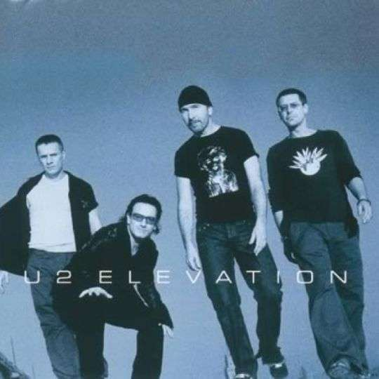 Coverafbeelding Elevation - U2