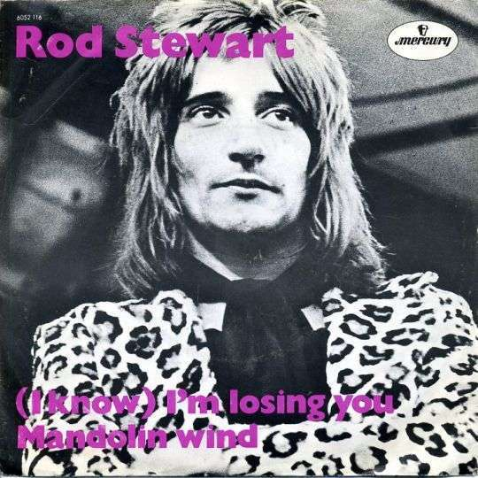Coverafbeelding (I Know) I'm Losing You - Rod Stewart