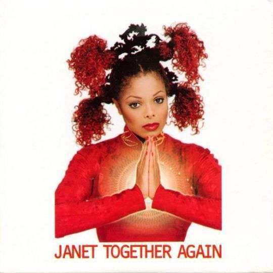 Coverafbeelding Janet - Together Again