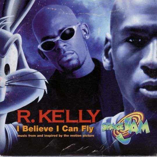 Coverafbeelding I Believe I Can Fly - R. Kelly