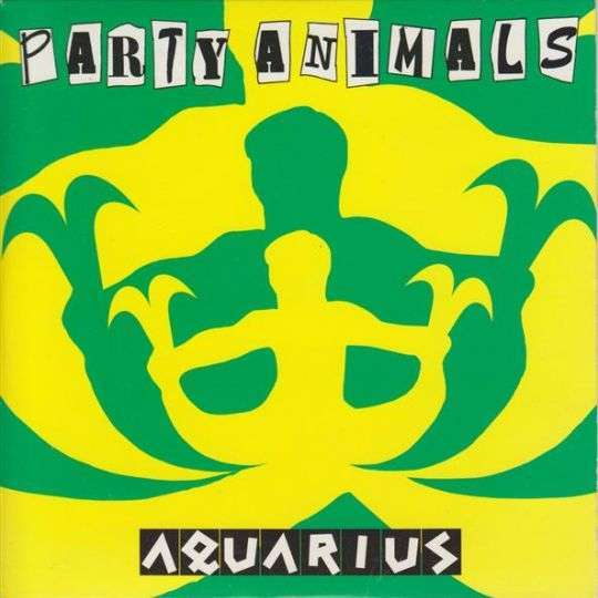 Coverafbeelding Aquarius - Party Animals