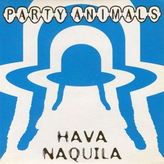 Coverafbeelding Hava Naquila - Party Animals