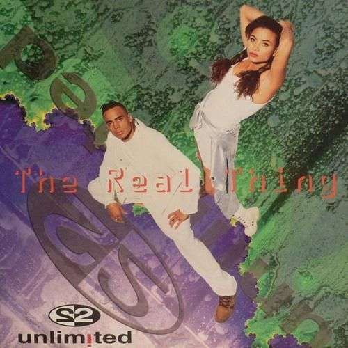 Coverafbeelding The Real Thing - 2 Unlimited