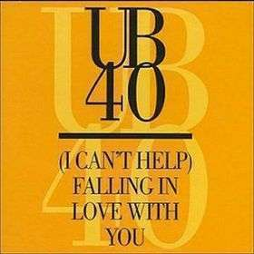 Coverafbeelding (I Can't Help) Falling In Love With You - Ub40