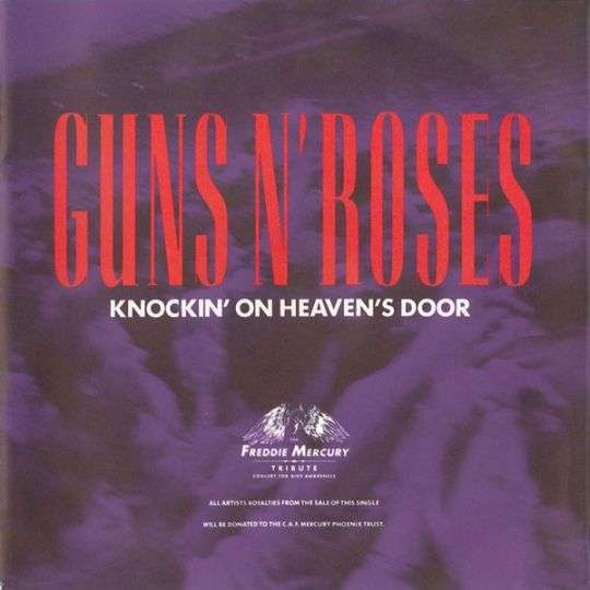Coverafbeelding Knockin' On Heaven's Door - Guns N' Roses