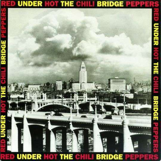 Coverafbeelding Under The Bridge - Red Hot Chili Peppers