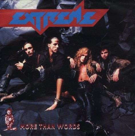 Coverafbeelding More Than Words - Extreme