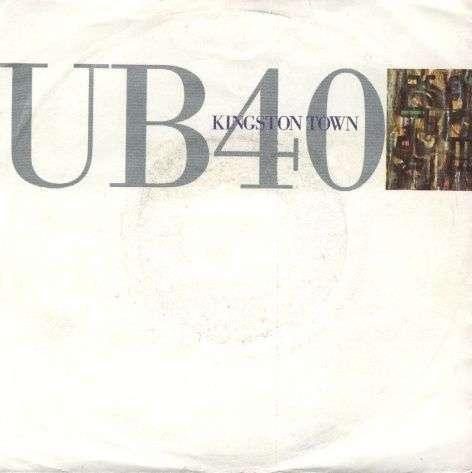 Coverafbeelding Kingston Town - Ub40