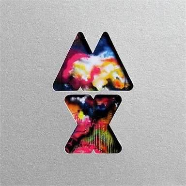 Coverafbeelding Up In Flames - Coldplay