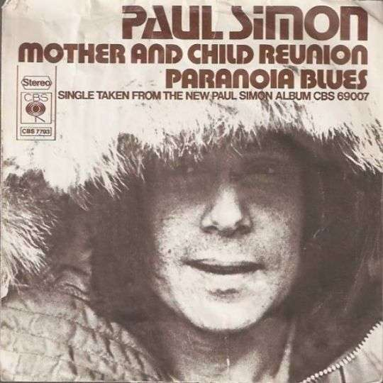 Coverafbeelding Mother And Child Reunion - Paul Simon