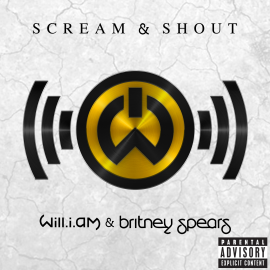 Coverafbeelding Scream & Shout - Will.i.am & Britney Spears