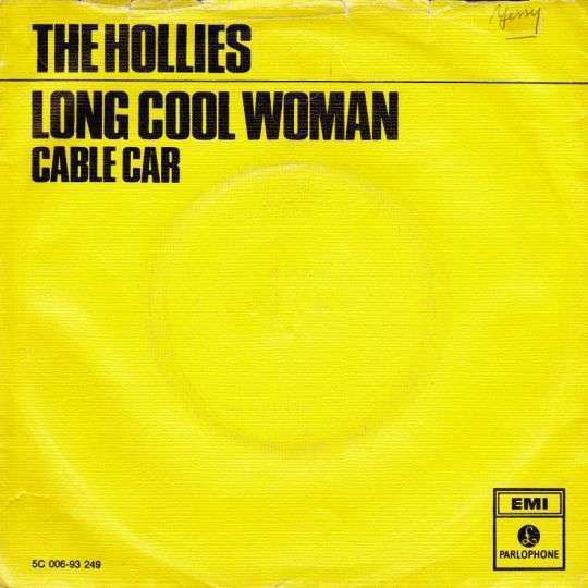Coverafbeelding Long Cool Woman - The Hollies