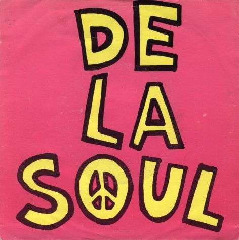 Coverafbeelding De La Soul - Me Myself And I