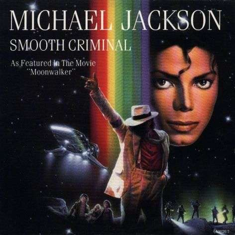 Coverafbeelding Smooth Criminal - Michael Jackson